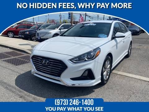 2018 Hyundai Sonata for sale at Route 46 Auto Sales Inc in Lodi NJ