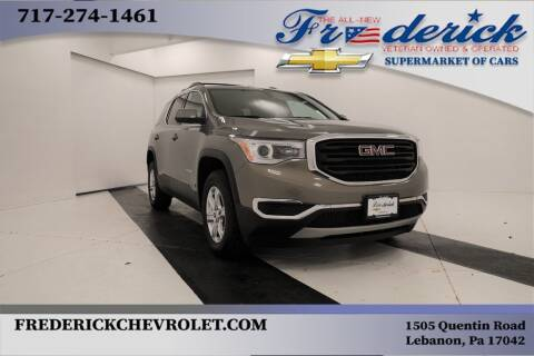2019 GMC Acadia for sale at Lancaster Pre-Owned in Lancaster PA