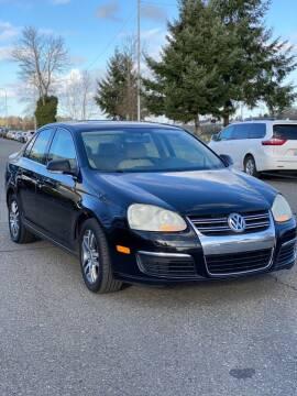 2006 Volkswagen Jetta for sale at Washington Auto Sales in Tacoma WA