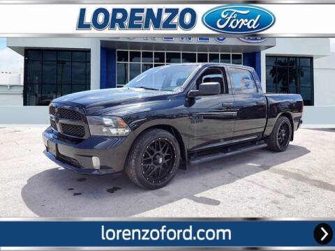 2015 RAM Ram Pickup 1500 for sale at Lorenzo Ford in Homestead FL