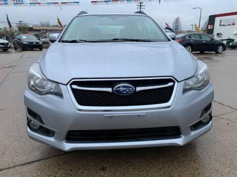 2016 Subaru Impreza for sale at Minuteman Auto Sales in Saint Paul MN