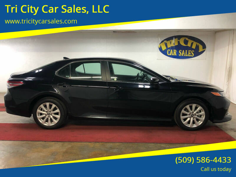 2019 Toyota Camry for sale at Tri City Car Sales, LLC in Kennewick WA