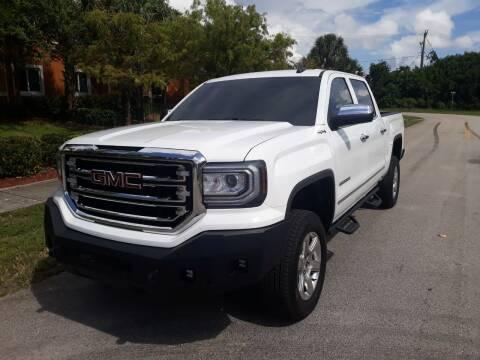 2018 GMC Sierra 1500 for sale at LAND & SEA BROKERS INC in Deerfield FL