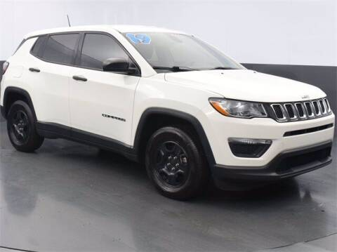 2019 Jeep Compass for sale at Tim Short Auto Mall in Corbin KY