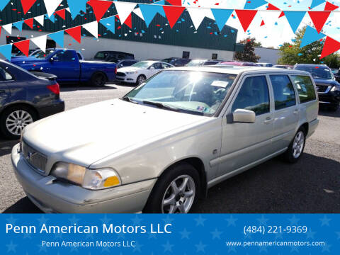 2000 Volvo V70 for sale at Penn American Motors LLC in Allentown PA