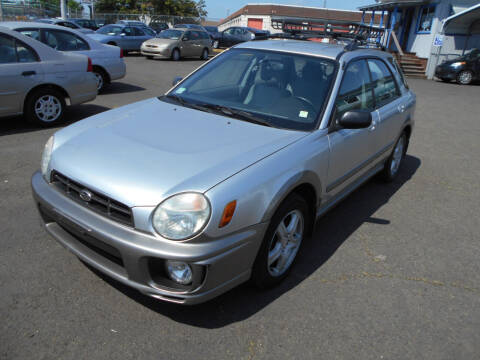 2002 Subaru Impreza for sale at Family Auto Network in Portland OR