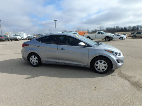 2016 Hyundai Elantra for sale at BLACKWELL MOTORS INC in Farmington MO