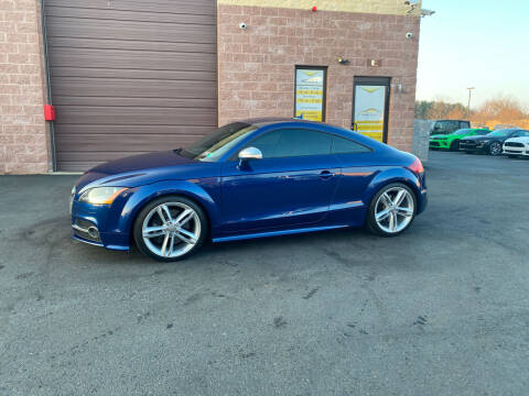 2013 Audi TTS for sale at CarNu  Sales in Warminster PA