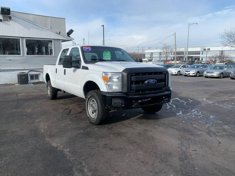 2016 Ford F-350 Super Duty for sale at 355 North Auto in Lombard IL