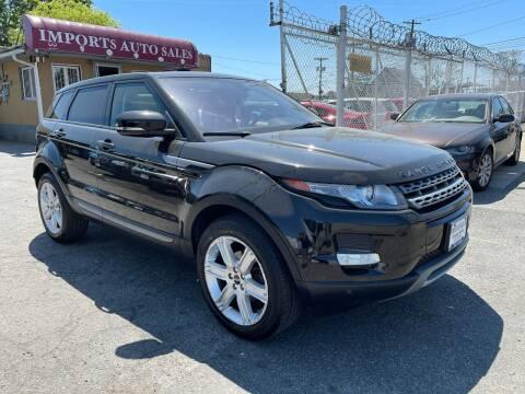 2012 Land Rover Range Rover Evoque for sale at Imports Auto Sales Inc. in Paterson NJ