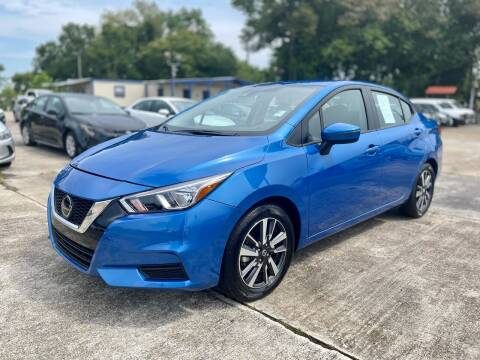2021 Nissan Versa for sale at USA Car Sales in Houston TX