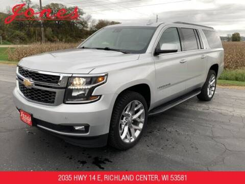 2019 Chevrolet Suburban for sale at Jones Chevrolet Buick Cadillac in Richland Center WI