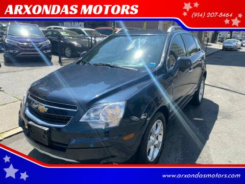 2014 Chevrolet Captiva Sport for sale at ARXONDAS MOTORS in Yonkers NY