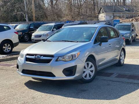 2013 Subaru Impreza for sale at AMA Auto Sales LLC in Ringwood NJ