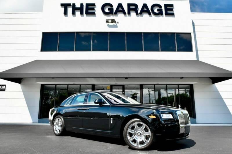2012 Rolls-Royce Ghost for sale in Doral, FL