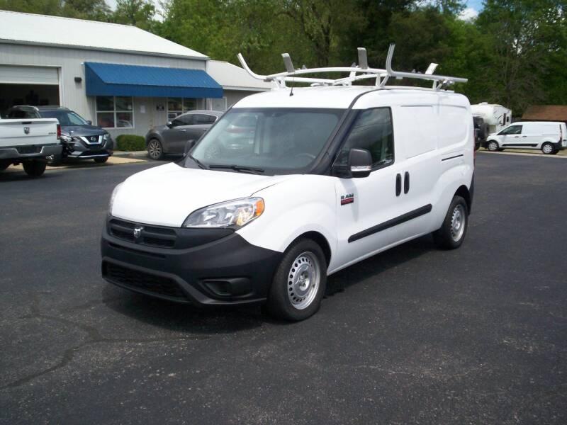2018 RAM ProMaster City Cargo for sale at Jones Auto Sales in Poplar Bluff MO