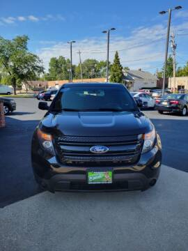 2014 Ford Explorer for sale at MR Auto Sales Inc. in Eastlake OH
