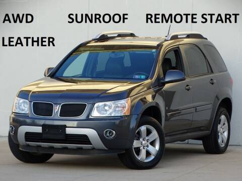 2007 Pontiac Torrent for sale at Chicago Motors Direct in Addison IL