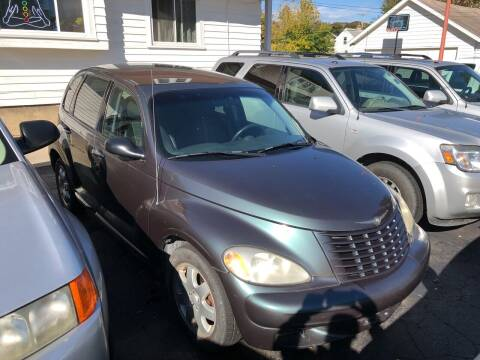 2003 Chrysler PT Cruiser for sale at Holiday Auto Sales in Grand Rapids MI