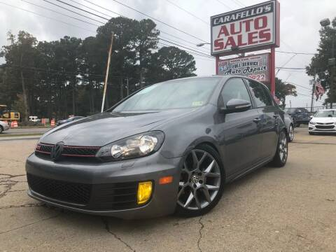 2013 Volkswagen GTI for sale at Carafello's Auto Sales in Norfolk VA