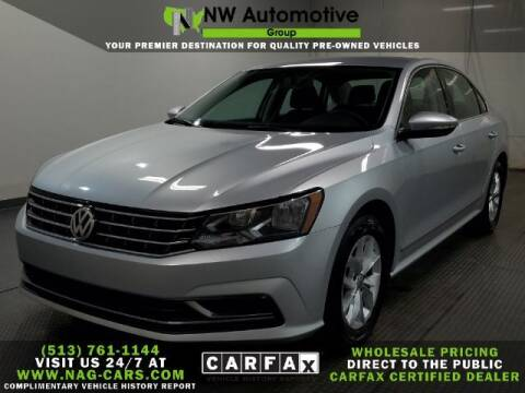 2017 Volkswagen Passat for sale at NW Automotive Group in Cincinnati OH