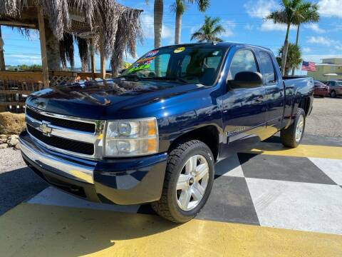 2008 Chevrolet Silverado 1500 for sale at D&S Auto Sales, Inc in Melbourne FL