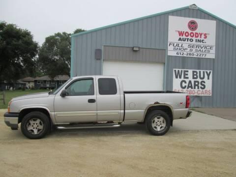 2005 Chevrolet Silverado 1500 for sale at Woody's Auto Sales Inc in Randolph MN