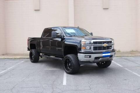 2014 Chevrolet Silverado 1500 for sale at El Patron Trucks in Norcross GA
