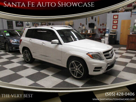 2013 Mercedes-Benz GLK for sale at Santa Fe Auto Showcase in Santa Fe NM
