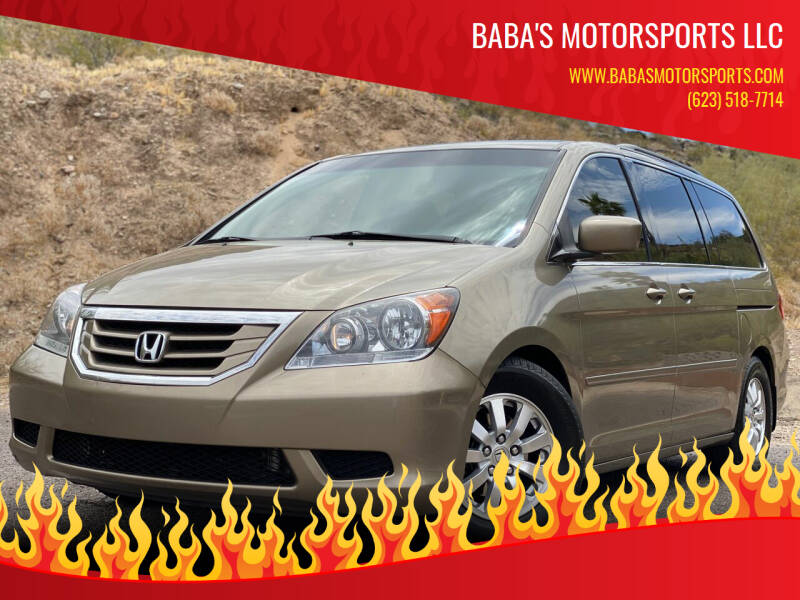 2010 Honda Odyssey for sale at Baba's Motorsports, LLC in Phoenix AZ