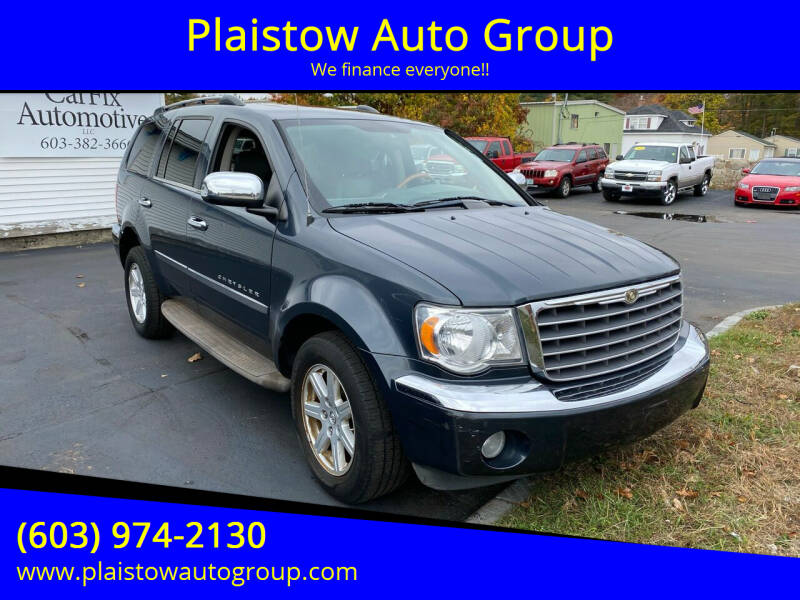 2007 Chrysler Aspen for sale at Plaistow Auto Group in Plaistow NH