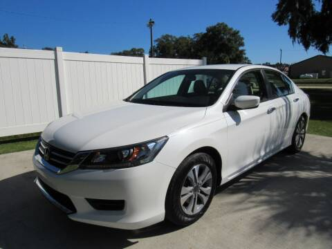 2014 Honda Accord for sale at D & R Auto Brokers in Ridgeland SC
