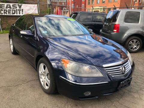 2007 Acura RL for sale at James Motor Cars in Hartford CT
