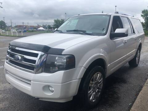 2011 Ford Expedition EL for sale at 5 STAR MOTORS 1 & 2 in Louisville KY