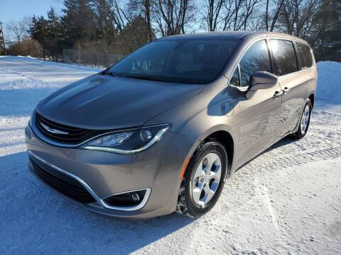 2018 Chrysler Pacifica Hybrid for sale at Ace Auto in Jordan MN