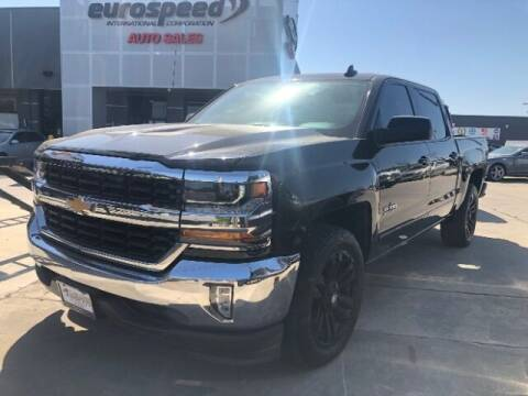 2017 Chevrolet Silverado 1500 for sale at Eurospeed International in San Antonio TX
