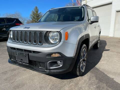 2015 Jeep Renegade for sale at SOUTH SHORE AUTO GALLERY, INC. in Abington MA
