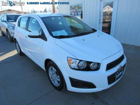 2016 Chevrolet Sonic for sale at TWIN RIVERS CHRYSLER JEEP DODGE RAM in Beatrice NE