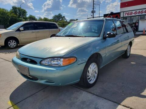 1999 Ford Escort for sale at Quallys Auto Sales in Olathe KS