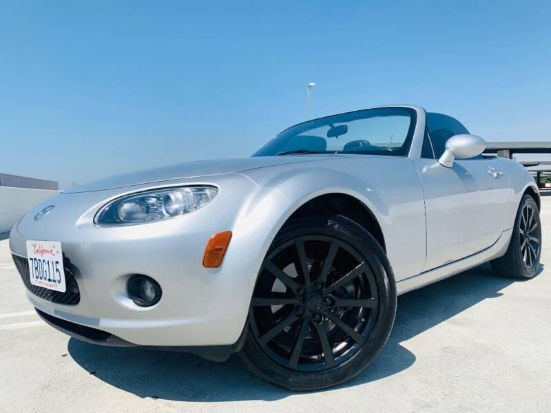 2006 Mazda MX-5 Miata for sale at Empire Auto Sales in San Jose CA