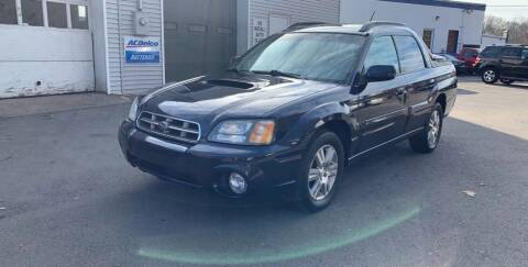 2004 Subaru Baja for sale at Manchester Auto Sales in Manchester CT