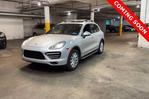 2012 Porsche Cayenne for sale at Monster Cars in Pompano Beach FL