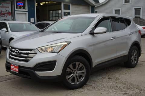 2013 Hyundai Santa Fe Sport for sale at Cass Auto Sales Inc in Joliet IL
