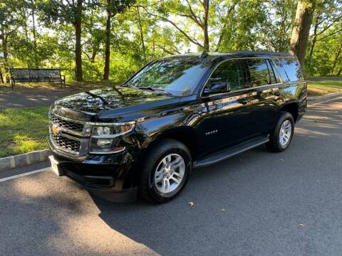 2016 Chevrolet Tahoe for sale at Crazy Cars Auto Sale in Jersey City NJ