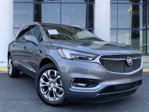 2021 Buick Enclave for sale at Capital Cadillac of Atlanta in Smyrna GA