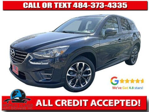 2016 Mazda CX-5 for sale at World Class Auto Exchange in Lansdowne PA