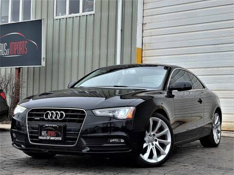 2014 Audi A5 for sale at Haus of Imports in Lemont IL