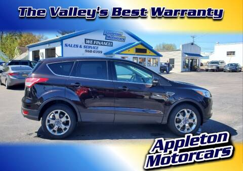 2013 Ford Escape for sale at Appleton Motorcars Sales & Service in Appleton WI