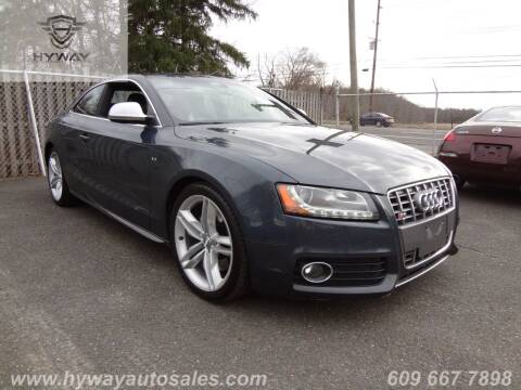 2009 Audi S5 for sale at Hyway Auto Sales in Lumberton NJ