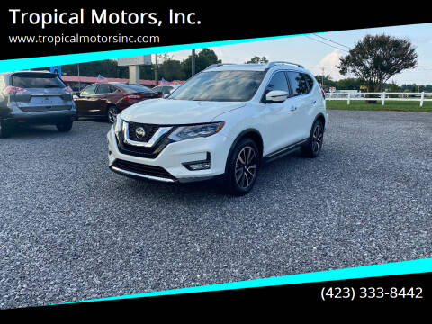 2018 Nissan Rogue for sale at Tropical Motors, Inc. in Riceville TN